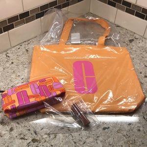Clinique tote bag bundle